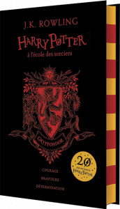 Harry Potter à l'école des sorciers  Édition Gryffondor