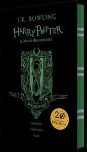 Harry Potter à l'école des sorciers  Édition Serpentard