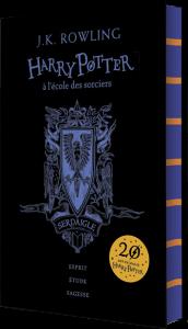 Harry Potter à l'école des sorciers  Édition Serdaigle