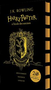 Harry Potter à l'école des sorciers  Édition Poufsouffle