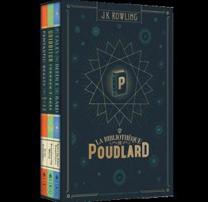 La Bibliothèque de Poudlard