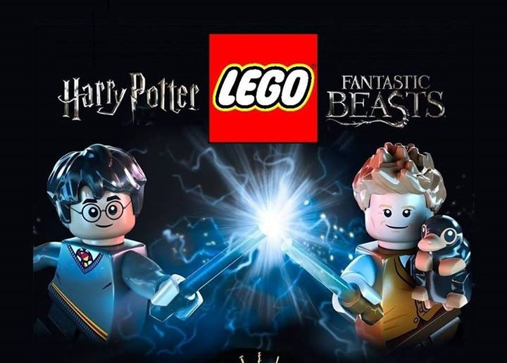 Harry Potter en légo