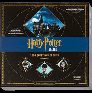 Harry Potter : Le jeu :1 000 questions et défis